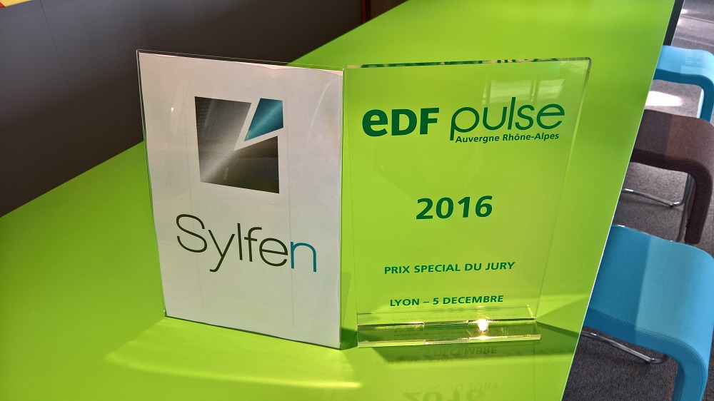 EDF Smart Energy award