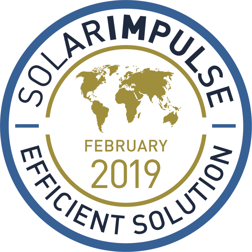 LABEL SOLAR IMPULSE